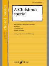 L'estrange A.  - Christmas Special - Choral Basics - Mixed Voices Sa (par 10 Minimum)