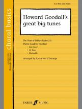Goodall Howard - Great Big Tunes - Choral Basics - Mixed Voices Sa (par 10 Minimum)