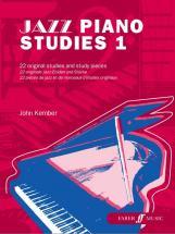 Kember John - Jazz Piano Studies 1 - Piano