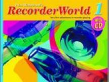 Wedgwood Pam - Recorderworld 1 + Cd - Recorder