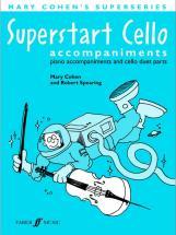 Cohen M / Spearing R - Superstart Cello - Cello