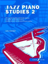 Kember John - Jazz Piano Studies 2 - Piano