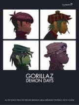 Gorillaz - Demon Days - Pvg