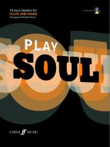 Harris Richard  - Play Soul + Cd - Flute And Piano