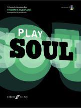 Harris Richard  - Play Soul + Cd - Trumpet And Piano