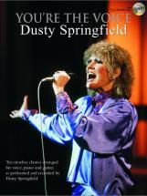 Springfield Dusty - You're The Voice + Cd - Pvg