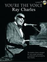 Charles Ray - You're The Voice + Cd - Pvg