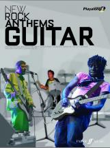 New Rock Anthems + Cd  - Authentic Playalongs - Guitar Tab