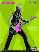 Green Day - Authentic Bass Playalong + Cd - Bass