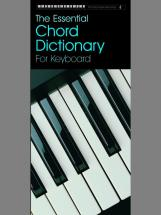 - Essential Chord Dictionary - Electronic Keyboard