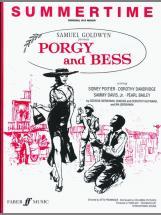 Gershwin George - Summertime (original B Minor) - Pvg