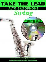 Take The Lead Swing + Cd - Saxophone And Piano