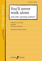 Gazard Patrick  - Sporting Anthems - Choral Basics - Men