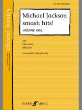 Lesley Simon  - Michael Jackson Smash Hits! - Choral Basics - Male Voices