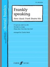 Beale Charlie  - Frankly Speaking - Choral Basics - Mixed Voices Sa (par 10 Minimum)