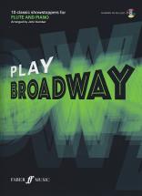 Play Broadway Flute + Cd