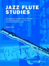 Rae James - Jazz Flute Studies - Flute Teaching
