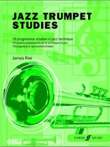 Rae James - Jazz Trumpet Studies - Trumpet