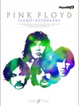 Pink Floyd - Authentic Piano Playalong + 2cd - Bass