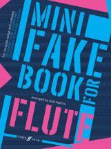 Adams Sally - Mini Fake Book - Flute Solo