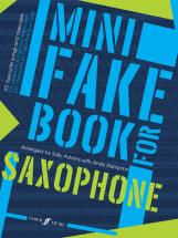 Adams S / Hampton A - Mini Fake Book - Saxophone