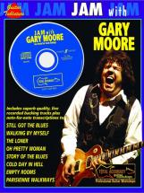 Moore Gary - Jam With + Cd - Guitar Tab