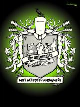 Automatic The - Not Accepted Anywhere - Guitare Tab