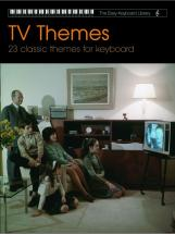 Tv Themes - Electronic Keyboard