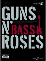 Guns N' Roses - Authentic Bass Playalong + Cd - Bass