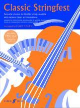 Cohen Mary  - Classic Stringfest + Cd - String Quartet