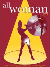 All Woman Jazz + Cd - Pvg