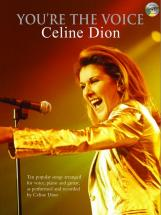 Dion Celine - You're The Voice + Cd - Pvg