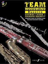 Duckett R / Loane C - Team Woodwind + Cd - Bassoon