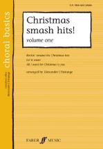 L'estrange A.  - Christmas Smash Hits! Vol.1 - Choral Basics - Mixed Voices Sa (par 10 Minimum)