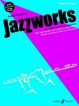 Hampton Andy - Jazzworks + Cd - Flute