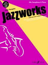 Hampton Andy - Jazzworks + Cd - Saxophone