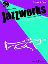 Hampton Andy - Jazzworks + Cd - Trompette