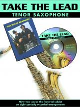 Take The Lead - Blues Brothers + Cd - Saxophone And Piano