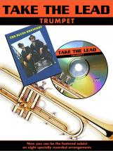 Take The Lead -  Blues Brothers + Cd - Trumpet And Piano