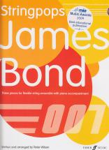 Stringpops James Bond + Cd - Score