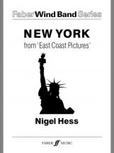 Hess Nigel - New York - Symphonic Wind Band