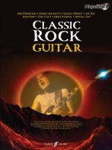 Classic Rock Authentic Guitar Playalong - Guitar
