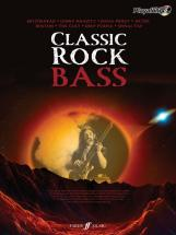 Classic Rock Authentic Bass Playalong + Cd - Bass