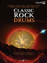 Classic Rock Authentic Drums Playalong - Drums