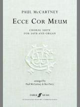 Mccartney Paul - Ecce Cor Meum. Choral Suite - Mixed Voices