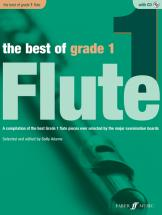Adams Sally  - Best Of Grade 1 Flute + Cd  - Flute And Piano