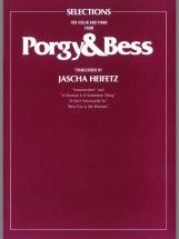 Gershwin G  - Porgy & Bess Selections - Violin And Piano