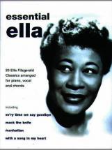 Fitzgerald Ella - Essential Ella - Pvg