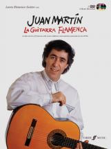Martin Juan - Guitarra Flamenca + 2 Dvd - Guitar