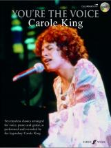 King Carole - You're The Voice + Cd - Pvg